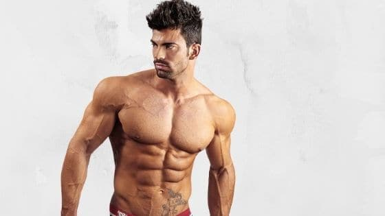 How to get defined abs