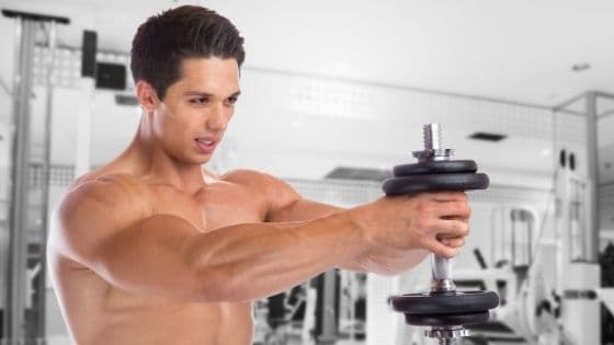 How to get wider shoulders naturally