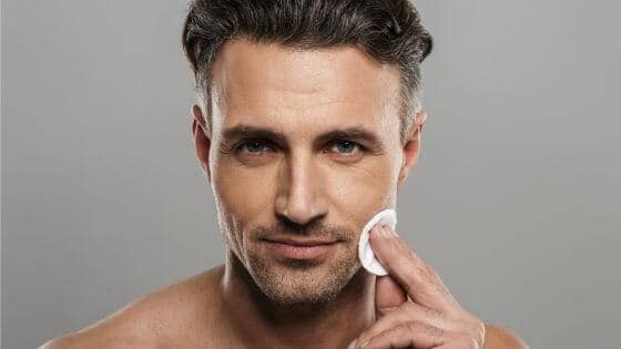 How do guys get perfect skin?