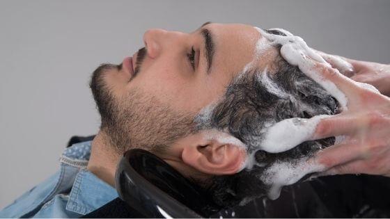 How to shampoo my gray hair