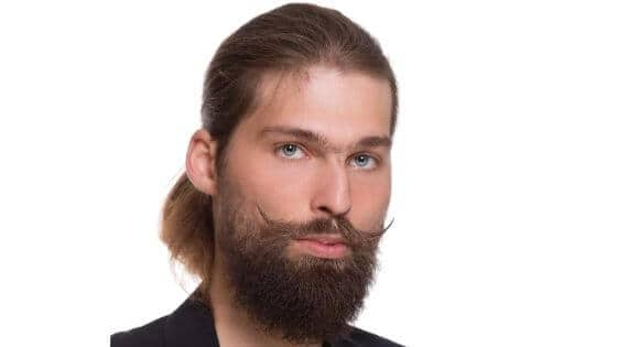 Grow a beard if you want to look older