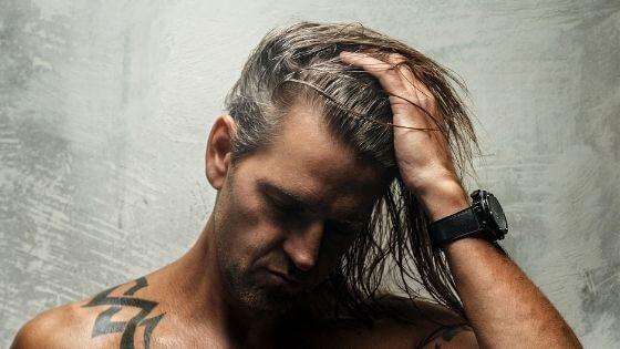 Why do men wear long hair?