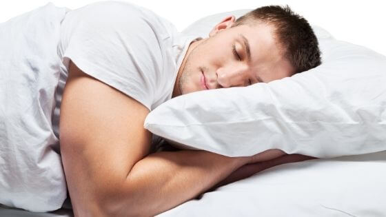 How to sleep well in the night if you can't sleep