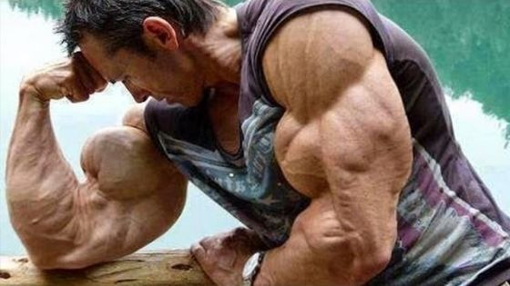 You need to build muscle to get 7 body fat